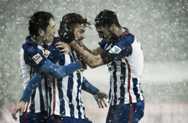 Hertha have surpassed all expectations so far this season, and are a much more resilient unit than they were under former manager Jos Luhukay