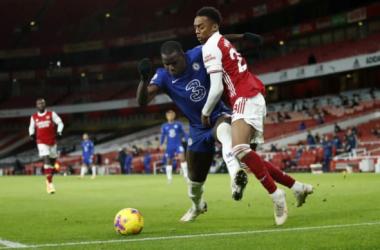 As it happened Arsenal vs Chelsea (1-2)