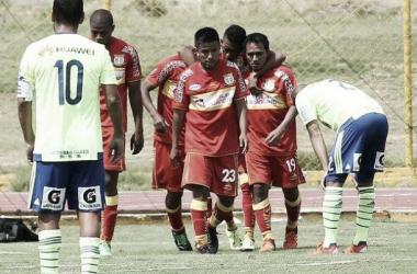 Sport Huancayo se sumó a compartir la punta del Torneo Clausura. (FOTO: Facebook, Fútbol 90)