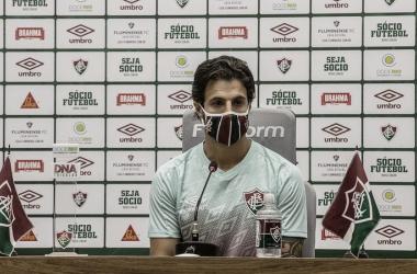 Hudson usa fatores externos ao criticar retorno das partidas no Campeonato Carioca