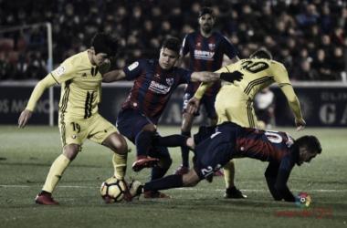 Si el Huesca es de Primera, Osasuna no tanto