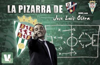 La pizarra de Oltra: SD Huesca - Córdoba CF, errores imperdonables