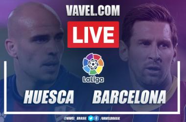 Gol e melhores momentos de Huesca 0 x 1 Barcelona pelo Campeonato Espanhol