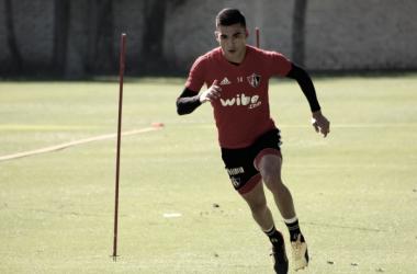 Reyes no ha podido mostrar su mismo nivel que el torneo pasado | Foto: Atlas FC