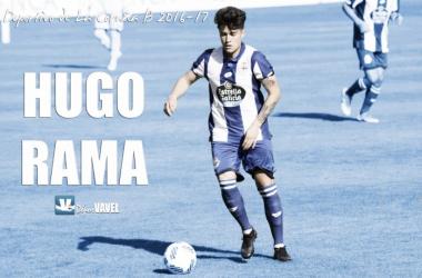 Deportivo de La Coruña B 2016/17: Hugo Rama