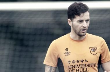 Ryan Mason podría entrenar en el Tottenham