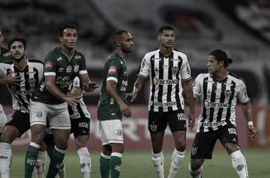 Com assistência de Hulk, Galo goleia o Uberlândia (Foto: Pedro Souza/Atlético-MG)