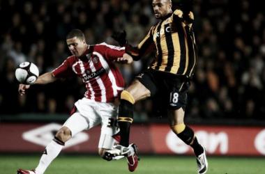 Resultado Hull City - Sheffield en la FA Cup