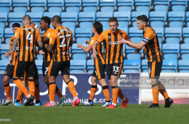 Gillingham 0-2 Hull City: McCann's side start season with a bang