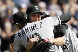 Blanqueada de White Sox y juego perfecto para Humber