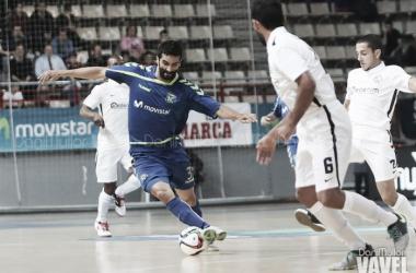 Pescara Calcio A5 - Movistar Inter: el momento esperado