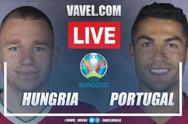 Gols e melhores momentos de Hungria 0 x 3 Portugal pela Eurocopa