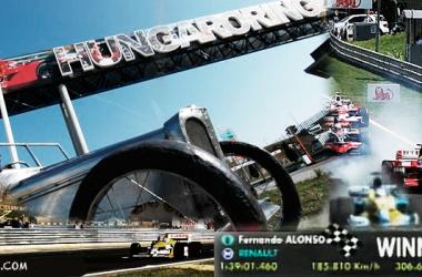 Descubre el GP de Hungría de Fórmula 1