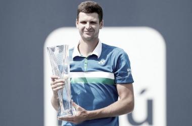 Desde París-Bercy 2005, ningún jugador ajeno al Top 30 había ganado un Masters 1000. Foto: ATP