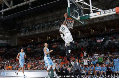 Photo: Miami Hurricanes