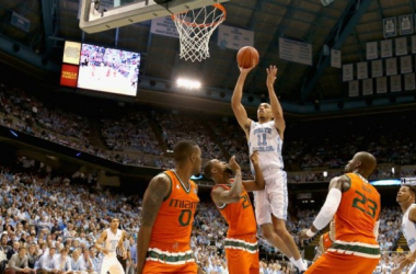 North Carolina Tar Heels Bounce Back With Rout Of Miami Hurricanes