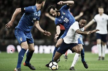 Italia rasca un empate en el último suspiro