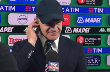 """Sassuolo-Fiorentina, Iachini: """"Per la salvezza serve rimanere concentrati"""""""