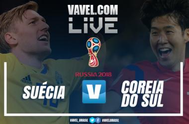 Resultado Suécia x Coreia do Sul na Copa do Mundo 2018 (1-0)