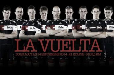 Vuelta a España 2014: IAM Cycling, a honrar la invitación