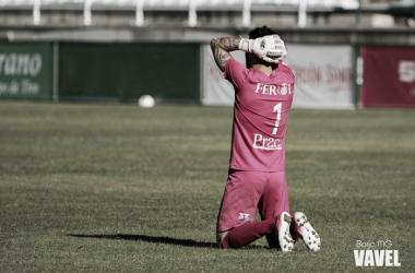 El Racing de Ferrol necesita mejorar sensaciones y prestaciones. | Foto: Borja MG (VAVEL.com).