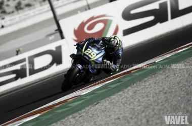 MotoGP: prime libere nel segno di Iannone