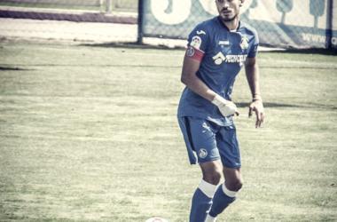 Cristian Toboso se marcha al Socuéllamos / Fuente: Getafe CF