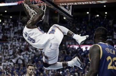 Serge Ibaka can revive the Orlando Magic frontcourt (Photo: AP)