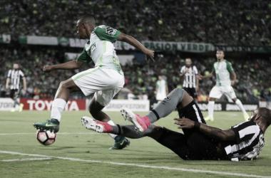 Andrés Ibargüen, el jugador que nunca bajó los brazos | Foto: Atlético Nacional