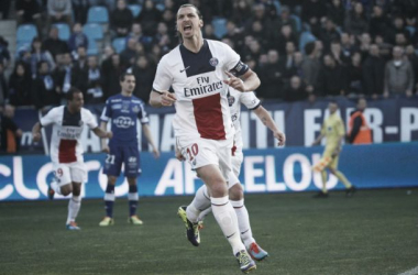 PSG goleia Bastia e mantém vantagem na liderança da Ligue 1