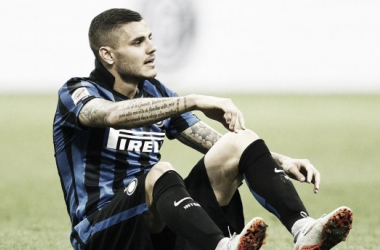 Icardi has been off the boil for Inter this season