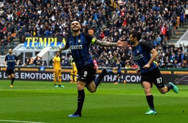 Inter-Icardi, voglia di rinnovo | www.twitter.com (@Inter)