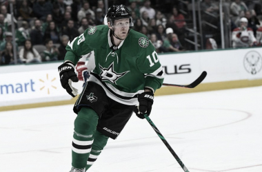 Corey Perry, en su última temporada con los Stars | Fuente: NHL.com