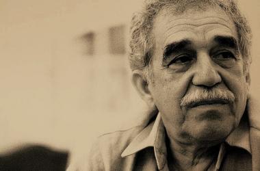 El escritor Gabriel García Márquez. Fuente: Muy Historia