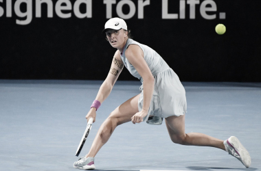 Iga Swiatek venceu Maddison inglis no Adelaide International 2021 (WTA / Divulgação)