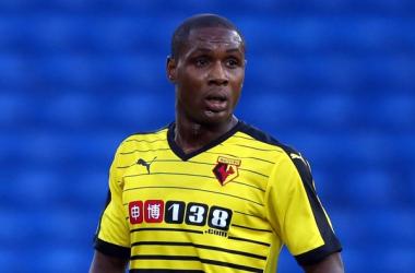 Former Watford forward Ighalo wanted Premier League stay
