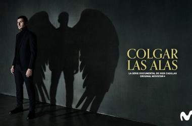 """Movistar + e Iker Casillas lanzan el documental """"Colgar las alas"""""""