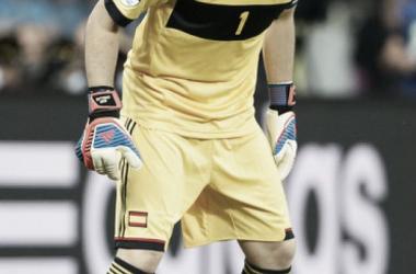 Iker Casillas, un santo bajo palos