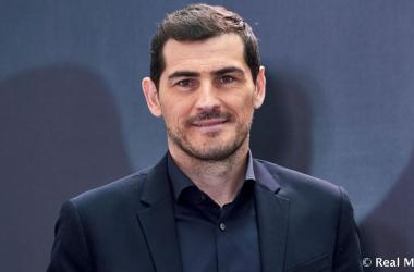 Iker Casillas. Fuente: Real Madrid.