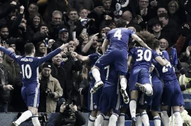 Risultato Tottenham 2-0 Chelsea in Premier League 2016/17: il London Derby è degli Spurs!