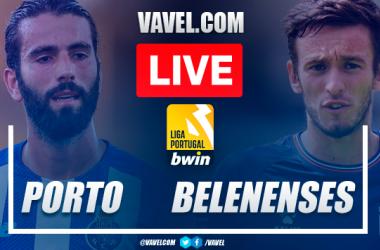 Goals and highlights: FC Porto 2-0 Belenenses in Liga Portugal 2021