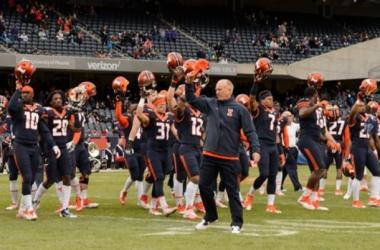 2015 Illinois Fighting Illini Football Season Comes To An End