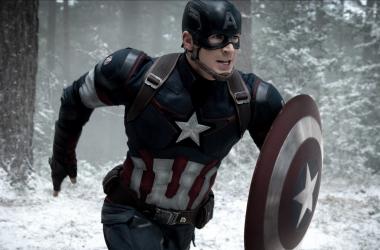 Capitán América durante 'Vengadores: Era de Ultrón'. Foto: Marvel Studios
