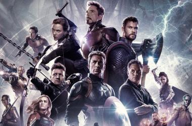 Póster oficial de 'Vengadores: Endgame'. Foto: Marvel Studios