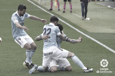 Huesca- Celta | Fuente: LaLiga
