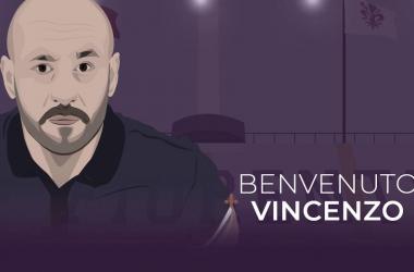 Vincenzo Italiano é o novo treinador da Fiorentina (Fonte: Divulgação / Fiorentina ACF Fiorentina)