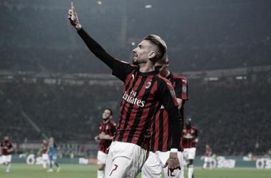 (Foto: Reprodução/Instagram /AC Milan)