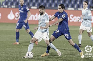 Goal and Highlights: Getafe vs Celta de Vigo in LaLiga