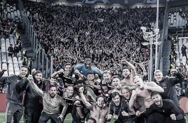 (Foto: Reprodução/Instagram/Ajax)