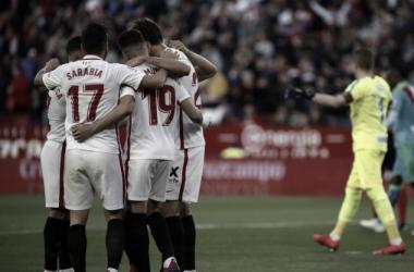 Chocolate rojiblanco! Sevilla vence lanterna e se mantém na briga por vaga na Champions